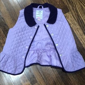 Other - Gymboree purple vest